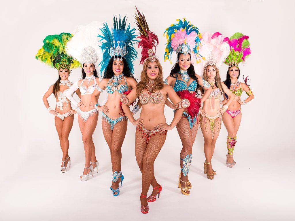 Entertainment & Services – Singapore School of Samba